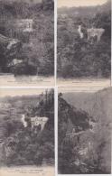 16 / 1 / 219  -   LOT  DE  8  CPA  DE  GIMEL  &  ENV.  - Toutes Scanées - Cartes Postales