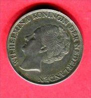 2 1/2 GULDEN  1944  ( KM 44) TTB 34 - Curaçao