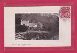 ROYAUME-UNI - ANGLETERRE - NORTHUMBERLAND - NEWCASTLE-UPON-TYNE - The Old Mill Jesmond Dene - Newcastle-upon-Tyne