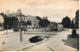 11. Narbonne. Le Pont Voltaire - Narbonne