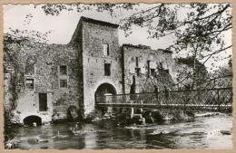 84 / LE THOR - Passerelle Sur La Sorgue (début Années 50) - Francia
