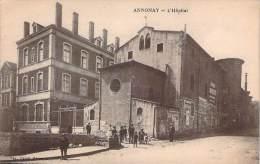 07 - Annonay - L'Hôpital - Annonay