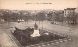 07 - Annonay - Place Du Champ-de-Mars - Annonay