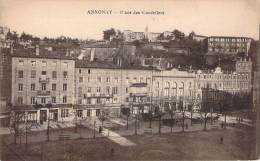 07 - Annonay - Place Des Cordeliers - Annonay