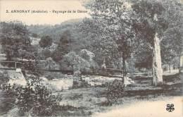 07 - Annonay - Paysage De La Cance - Annonay