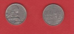 Gad # 897 --   100 Francs 1958    --  état SUP - N. 100 Franchi