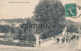 BRIONNE - BOULEVARD SAINT-DENIS - France