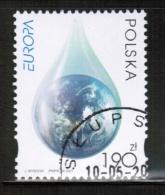 CEPT 2001 PL MI 3886 USED POLAND - Europa-CEPT
