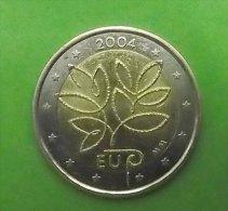 @Y@  Finland  2 Euro 2004   Commemorative - Finlande