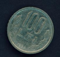 ROMANIA  -  1994  1l  Circulated Coin - Romania