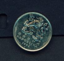 CZECH REPUBLIC  -  1995  5k  Circulated Coin - Czech Republic
