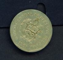 PERU  -  1991  1s  Circulated Coin - Peru