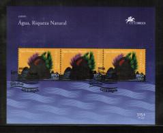 CEPT 2001 AZORES MI BL 21 USED - Europa-CEPT