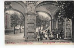 Scherpenheuvel - De Oude Abdij - Scherpenheuvel-Zichem