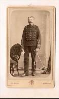 Photo Militaire Bourges - Guerre, Militaire