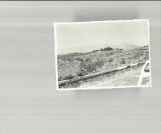 100016 VECCHIA FOTO FOTOGRAFIA ORIGINALE LUOGO SCONOSCIUTO  FORSE ETNA - Luoghi