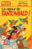 Le Journal De MICKEY(nouvelle Série) N°1217 Bis HORS-SERIE - Mickey Parade