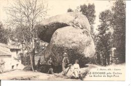 LE SIDOBRE  Pres De Castres   Le Rocher Des Sept Faux , Animation - Dolmen & Menhirs