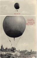 Lunéville – Ascension D'un Ballon Monté Sur La Place Léopold - Luneville