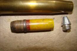 Obus 20 Mm Flak Neutralisée - Armes Neutralisées