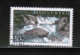 CEPT 2001 SK MI 394 USED SLOVAKIA - Europa-CEPT