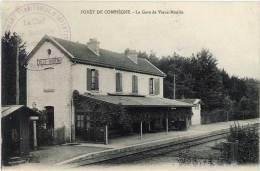 Forêt De Compiègne – La Gare De Vieux-Moulin - France