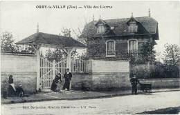 Orry La Ville – Villa Des Lierres - France