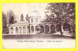 * Tournai - Doornik (Hainaut - Henegouwen - La Wallonie) * (Vanderauwera Et Cie) Collège Notre Dame, Salle De Musique - Tournai
