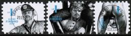 2014 Finland, Tom Of Finland, Fine Complete Set Used. - Gebraucht