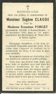 Meix Devant Virton Eugene Claude Sommethonne 1869-1943 - Meix-devant-Virton