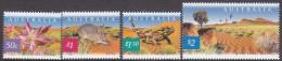 AUSTRALIA, 2002 NATURE OF AUSTRALIA 4 MNH - Nuovi