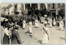 51036526 - SISSACH - Schützenfest 1914 - Foto-AK - BL Basel-Land