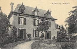 Roëzé (Sarthe) - Le Pavillon - Société Française De Phototypie - Carte Non Circulée - Other Municipalities