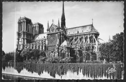 Lot 75058 _ PARIS _ Notre-Dame Ensemble Côté Sud - Notre Dame De Paris
