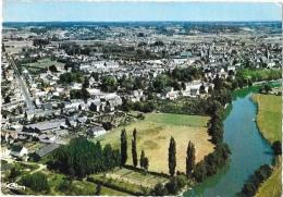 La Flèche (Sarthe) - Vue Générale Aérienne - Edition Combier - Carte CIM N° A Ci. 593-68 - La Fleche