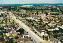 Parigny-L'Evêque (Sarthe) - Vue Générale Aérienne - Edition Combier - Other Municipalities