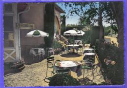 Carte Postale 06. Saint-Jean-Cap-Ferrat  Restaurant Du Petit Trianon  Chez Cicion    Trés Beau Plan - Saint-Jean-Cap-Ferrat
