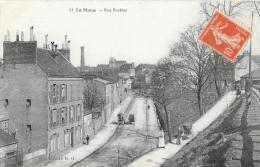 Le Mans (Sarthe) - Rue Barbier - Edition Nouvelles Galeries - Carte N°11 - Le Mans