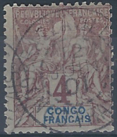 YT 14 - Französisch-Kongo (1891-1960)