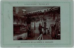 51036535 - CHAUX-DE-FONDS - Interieur De La Forge E. Bernath - Tres RARE!!! - NE Neuenburg