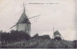 32 - Avéron-Bergelle (Gers) - Les Moulins à Vent - Andere Gemeenten