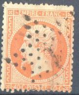 _6Wz-970: N° Y.&T. 23 - 1862 Napoléon III