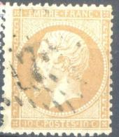 _6Wz-969: N° Y.&T. 21 - 1862 Napoléon III