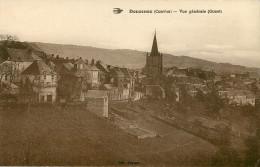 Dép 19 - Donzenac - Vue Générale Ouest - état - Frankreich