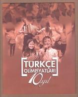 AC - PORTFOLIO FDC - 10th TURKISH OLYMPICS SPECIAL NUMBERED IMP. S/S MNH 31 MAY 2012 - Blocks & Kleinbögen