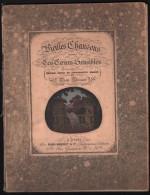 VIEILLES CHANSONS Pour Les COEURS SENSIBLES Par Pierre BRISSAND - 1911 - RARE - Music