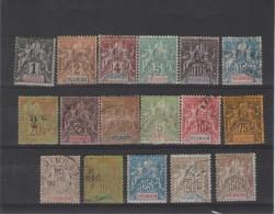 Réunion _ Lot à Partir Du N°32 - Reunion Island (1852-1975)