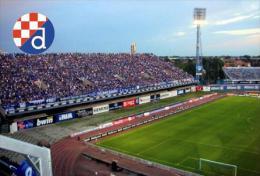 Stadium Maksimir (GNK Dinamo Zagreb,Croatia) Postcard - Size: 15x10 Cm. Aprox - Fútbol