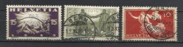 Suiza. 1919_Conmemoración De La Paz. - Suiza