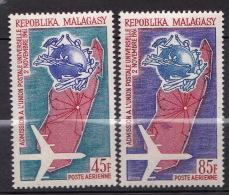 MADAGASCAR PA N� 93 / 94 NEUF**LUXE